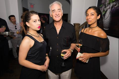 Michael Hirsh's Annual TIFF and Canadian Entertainment Industry Celebration 2
